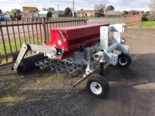 Fix Pasture Seeder 4 in 1