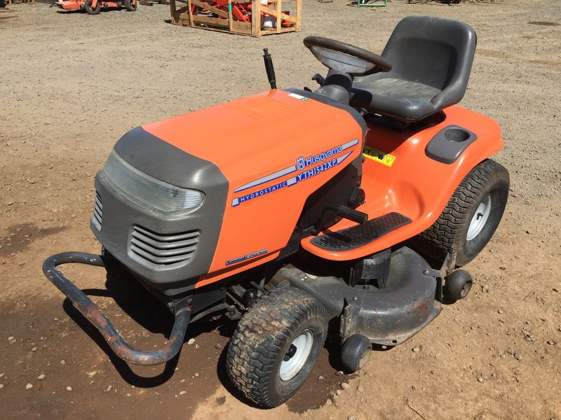 Husqvarna Ride on Mower