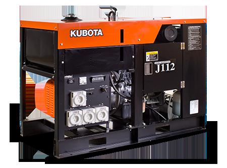 Kubota J112AUS Generator