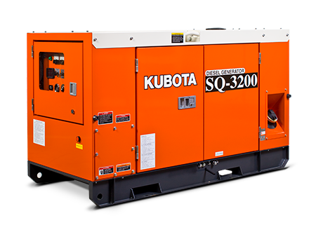 Kubota SQ3200BAUB