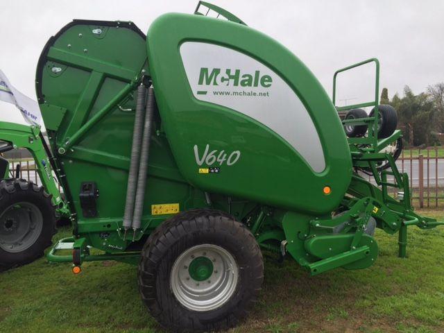 McHale Baler V640