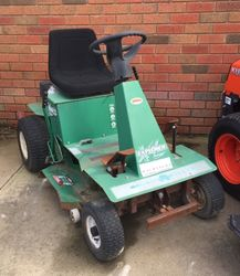 AMC Ride on Mower