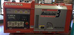 Generator Kubota GL9000D