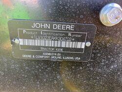 John Deere 1023E