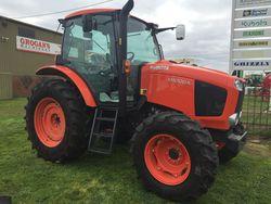Kubota M100GX Cab Tractor