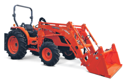*Kubota MX5200HD