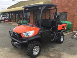 Kubota Utility Vehicles